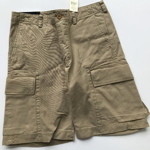 BANANA REPUBLIC Mens Cargo Shorts~NWT $45~31